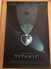 Titanic Laurent Durieux In Hand Mondo Gallery show 2018 poster print