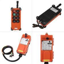 24V DC Hebezeug 1 Speed Radio Funkfernsteuerung Steuerung mit Empfänger Kran Kit