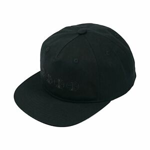 INDEPENDENT TRUCK CO. Chain Cross Snap Back Hat Cap - OSFM - Black
