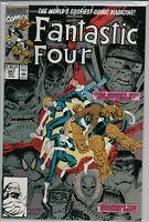 Fantastic Four Vol. 1 (1961-2012) #347    NM (ref:c4.220)