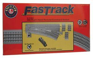 Lionel right hand O-60 Fastrack remote switch