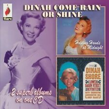 Dinah Come Rain Or Shine - Dinah Shore (2013, CD NEUF)