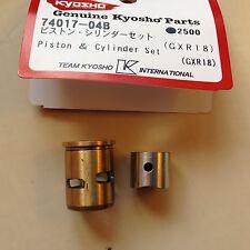 Kyosho DBX, DRX, DST, DRT, MFR, GXR-18, GXR18 Engine Piston & Liner 74017-04 B
