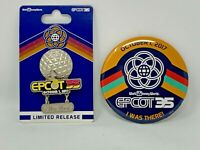 NEW Disney WDI Epcot Center 35th Anniversary Figment Painting Rainbow Pin LE 250