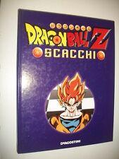 DRAGONBALL Z VOL.I.SCACCHI.DE AGOSTINI 2000 CARTONATO BUONISSIMO!!