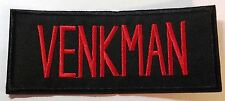 """Ghostbusters Venkman Logo  5""""  Wide Embroidered Patch"""
