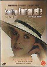 Goodbye Emmanuelle (1977) DVD, NEW!! Sylvia Kristel
