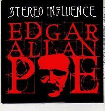 (EH949) Stereo Influence, Edgar Allan Poe - 2012 DJ CD