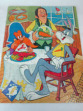 Vintage 1976 Whitman Bugs Bunny 100 piece puzzle no. 4609 complete