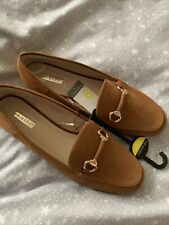 Atmosphere Brown Loafers / Shoes - Size 8 - New With Tags