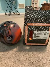New listing Hammer Bowling Triple XXX Overseas Bowling Ball 14lbs Used