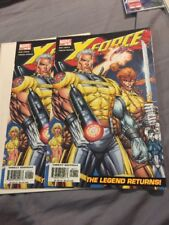 X-Force 1 Lot Of 2 Rob Liefeld 2004