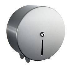 Mini Jumbo Stainless Steel Toilet Roll Dispenser