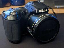 Nikon COOLPIX L120 14.1MP Digital Camera - Black