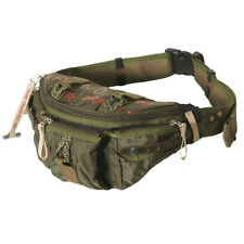 Pure Trash Sac de Taille Hanches Militaire Heavy Duty Trekking Aviation OD Vert