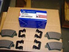 Genuine Hyundai Rear Brake Pads i30 2012-2015 58302A6A31