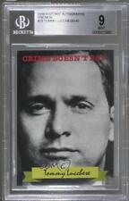 2016 19 Tommy Lucchese (Tommy Three Finger Brown) BGS 9 MINT Non-Sports Card 4f0
