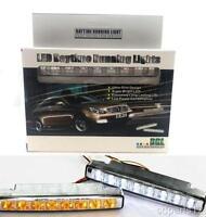 luces diurnas + Intermitentes LED DRL Iluminación para el auto coche vehículo