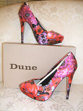 "Dune Women's Satin Very High Heel (greater than 4.5"") Shoes"