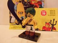 Lego Minifigure Series 16 No 2  Arabian Knight  New in Opened Packet