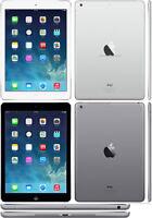 """Apple iPad AIR, 16GB, 32GB Wi-Fi  (Unlocked), 9.7"""" GRADED"""