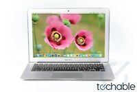 "Apple MacBook Air 13"" Core 1.7 - 3.3 Turbo i7 i7-4650U 8GB RAM 256GB SSD *READ*"