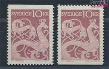 Zweden 481Do,481Du (compleet Editie) postfris MNH 1961 Bildstein (8688200