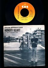 Bruce Springsteen - Hungry Heart - Help Up Without a Gun - 7 Inch Vinyl- HOLLAND