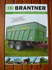 Brantner Agrarkipper - Prospekt Brochure 06.2007 (0473