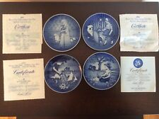 Bing and Grondahl Childrens' Day Plates