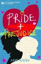 PRIDE & PREJUDICE Oxford Children's Classic / JANE AUSTEN	9780192747068