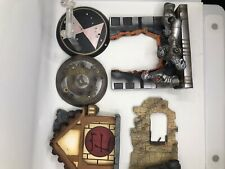 Lot of Marvel Legends Bases And Dioramas