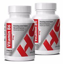 Vitamin B15 - VITAMIN B6 - Convert Our Food Into Fuel - 2 Bot