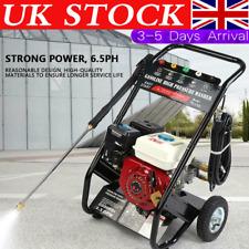 High Pressure Car Washing Machine Vehicle Floor Washer 180bar 9Lpm 6.5PH Engine