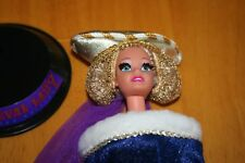 1994 Medieval Lady Barbie Doll/Never Played With-NO BOX-Sold As is