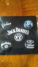 Set of 4 JACK DANIELS Old No 7 badges