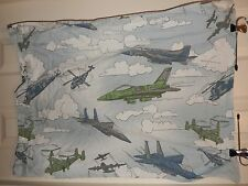 The Company Store PLANES JETS 1 Standard Pillowcase