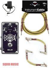 Dunlop MXR EP103 Echoplex Delay Pedal Sound Of EP-3 Tape Echo ( 10FT & 2 PATCH )