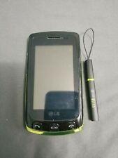 LG Bliss UX700 - Black - Locked to Virgin