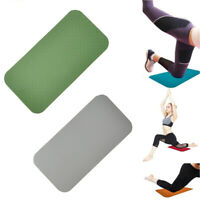 Non-slip Yoga Knee Mat Foam Cushion Sport Gym Knees Elbow Protector Exercise Pad