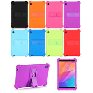 Stand Silicone Skin Cover Case For Huawei MatePad T8 2020 KOB2-L09/W09 8.0 inch