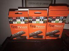 Amazon Fire TV Stick  Digital Media Streamer