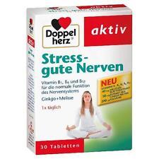 DOPPELHERZ Stress gute Nerven Tabletten 30 St PZN 6826161
