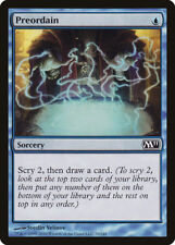 MTG X4: Preordain, Magic 2011, C, NM-Mint - FREE US SHIPPING!