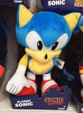 "Sonic The Hedgehog Tomy 12"" Stuffed Plush"