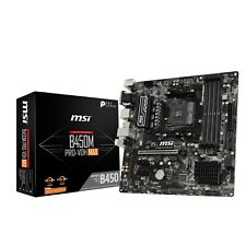 More details for ccl 4.2ghz amd ryzen 5 3600, 16gb ram, msi b450m pro-vdh max motherboard bundle