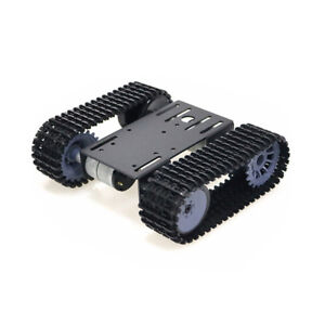 mini T101 Smart Robot Tank Chassis Tracked Car  with 33GB-520 Motor for arduino