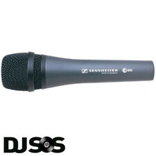 Sennheiser E835 Dynamic Cardioid Microphone Speech and Vocals Live or Studio