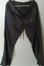 Adar Women's Scrubs Drawstring Cargo Pants Comfort Utility Multipocket