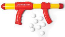 "Snowball Blaster Launcher With Target and 8 ""Snow Balls""  Pump Pressure Gun"